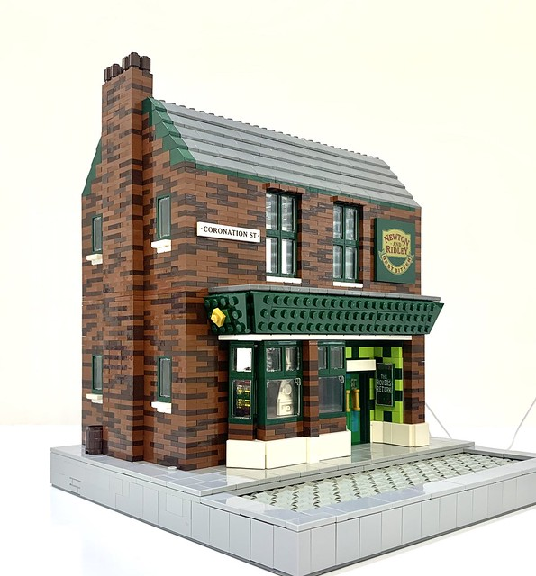 The exterior of the Rovers