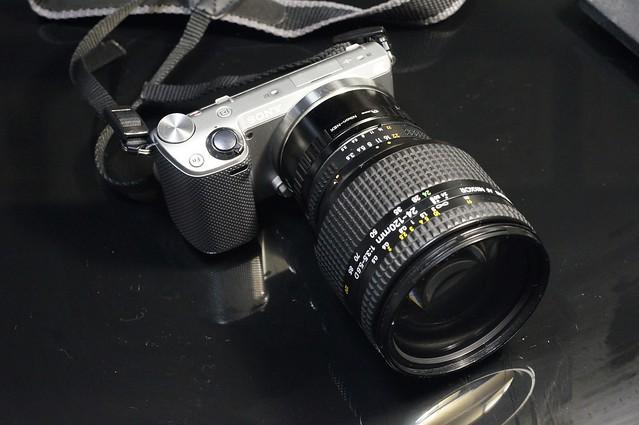 AF NIKKOR 24-120mm F3.5-5.6