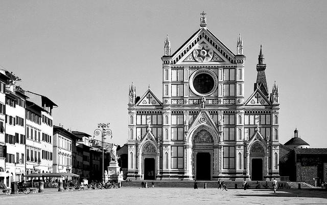 Firenze, Santa Croce