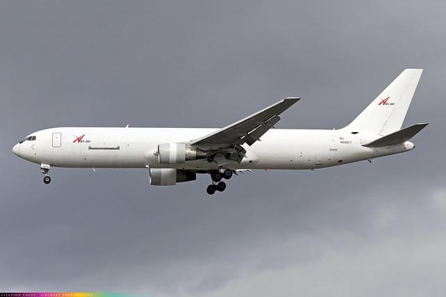 N226CY  -  Boeing 767-383(ER)(BDSF)  -  ABX Air  -  LHR/EGLL 9/10/20