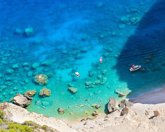 Isla de Zakynthos, de los sitios más bonitos que ver en Grecia