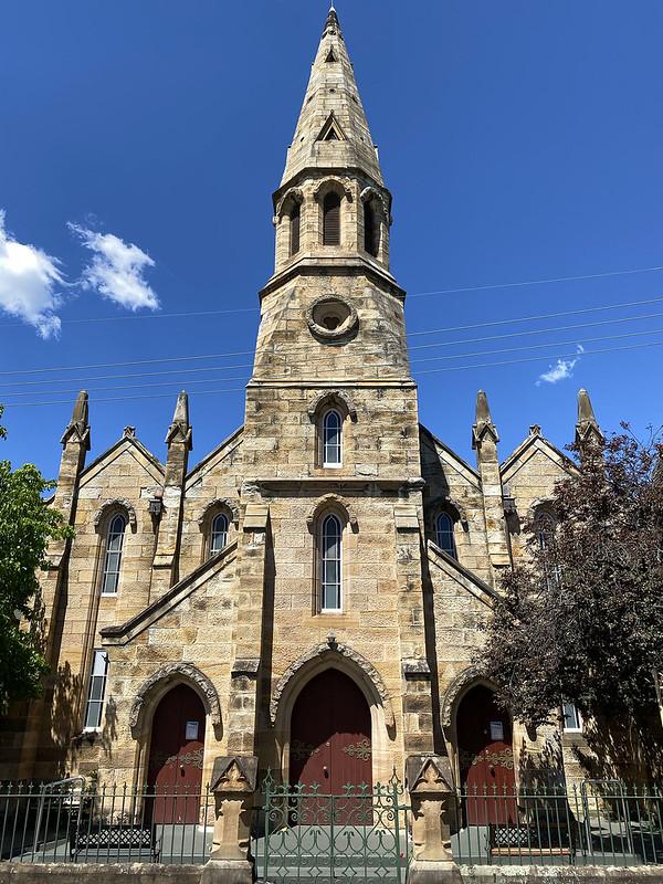 Campbell Street Presbyterian Church