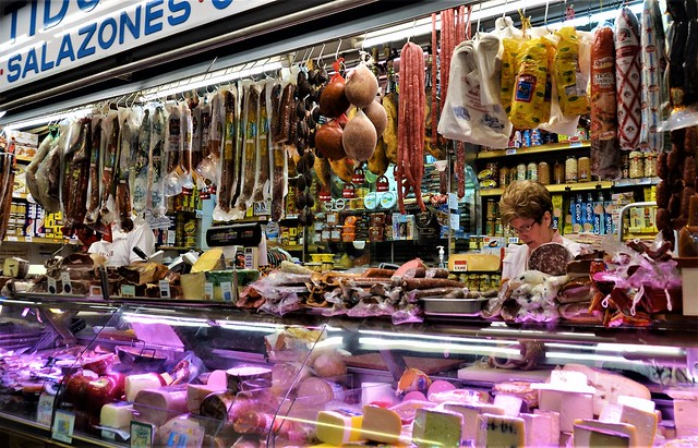 Murcia - Murcia Capital - Mercado de Abastos