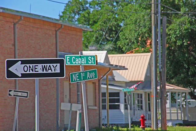 Corner of East Canal St & Northeast 1st Avenue, Mulberry, FL (3 of 3)