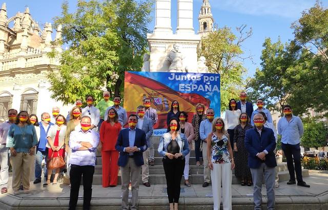 Virginia Pérez (PP) - Día de la Hispanidad