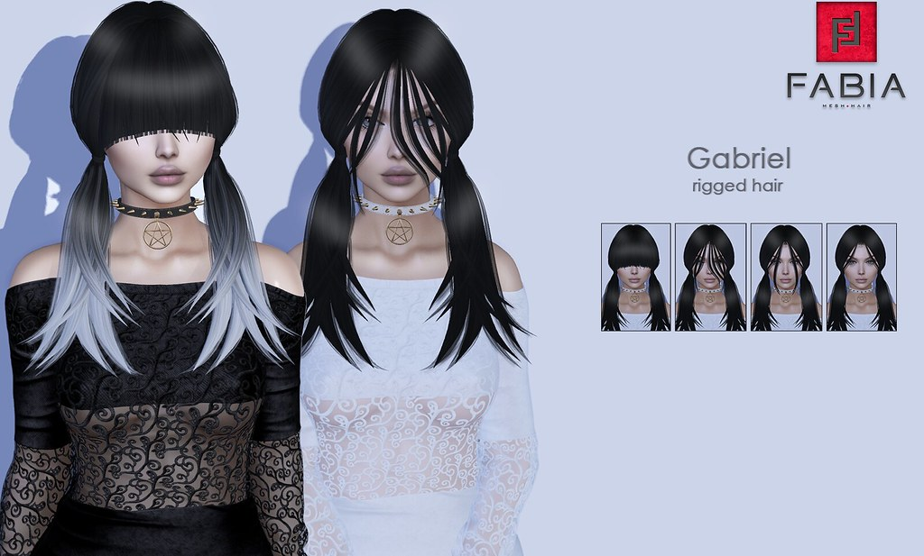 NEW! -FABIA- hair Gabriel