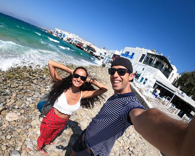 Mykonos, una de las visitas imprescindibles en Grecia
