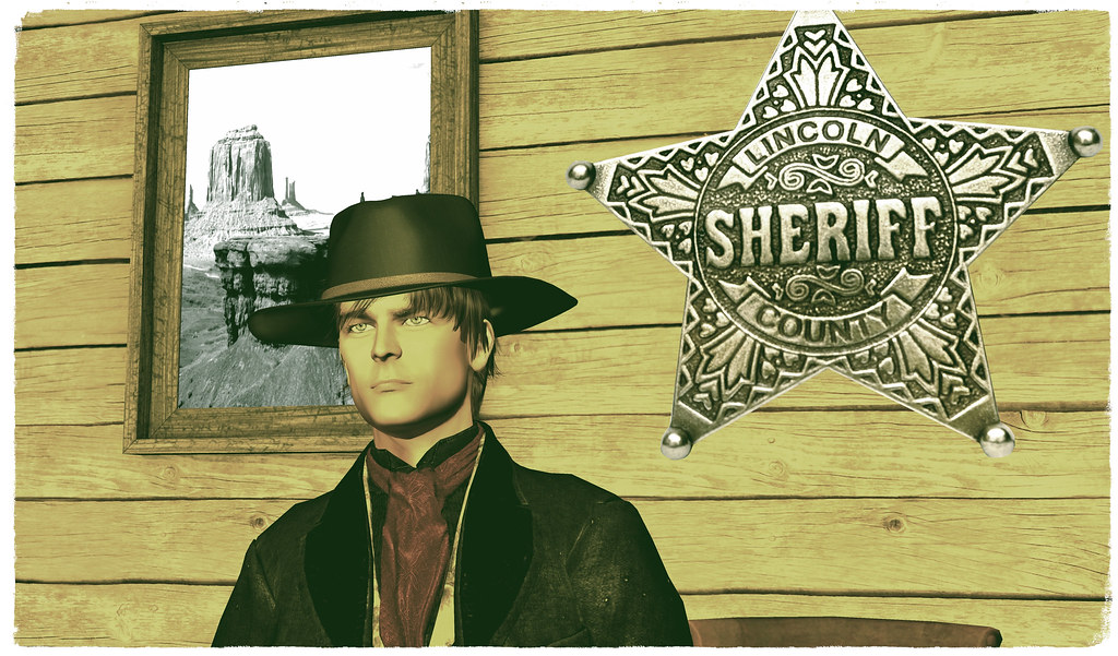 Meet the new sheriff in town