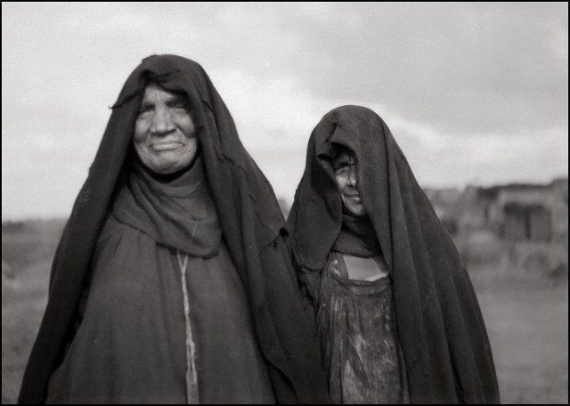 Women of the Desert
