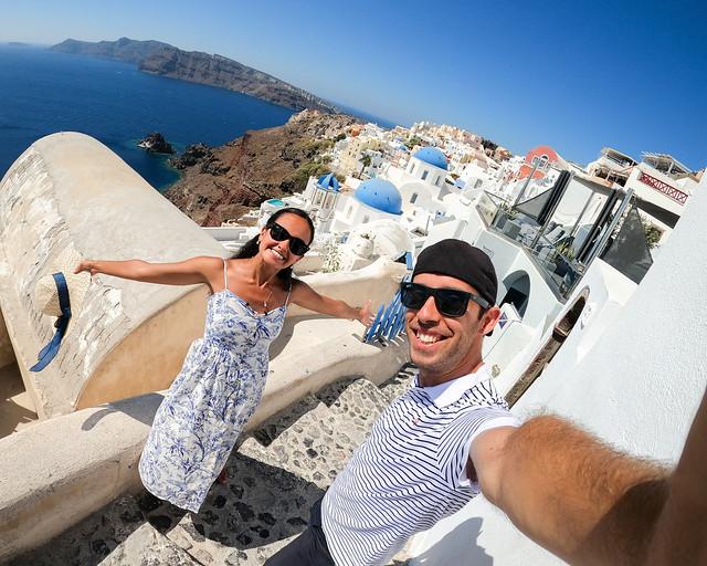 Diario de un Mentiroso en Santorini