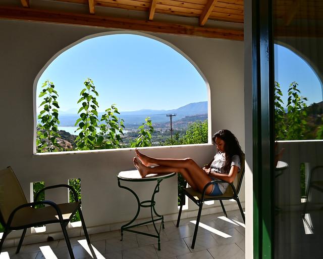 Alojamiento en Creta, para nuestra ruta por Grecia