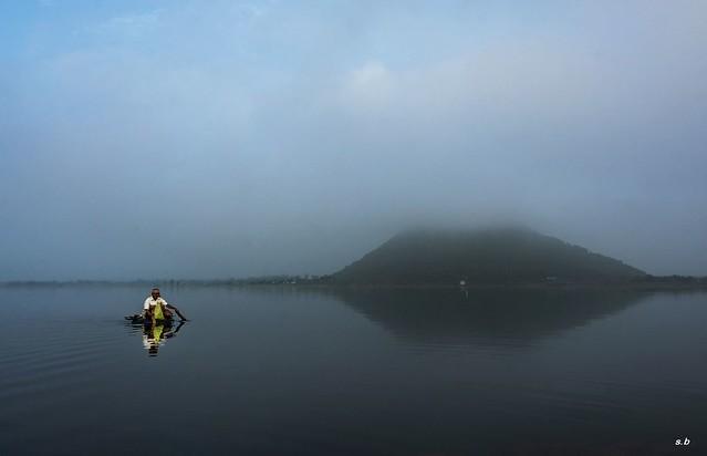 A soulful trip to Baranti  lake.