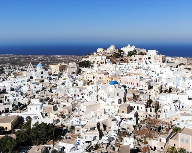 Pyrgos, uno de los pueblos más bonitos que ver en Grecia