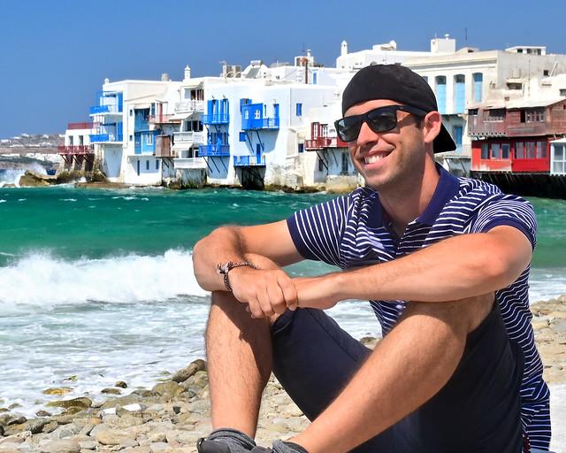 Diario de un Mentiroso en Mykonos, una de las cosas que ver en Grecia
