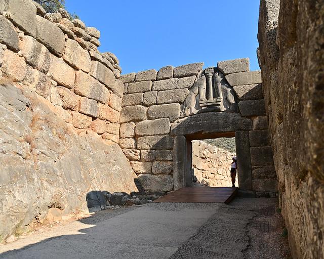 Micenas, uno de los lugares más recomendados que ver en Grecia