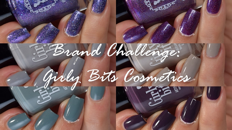Girly Bits Cosmetics Review