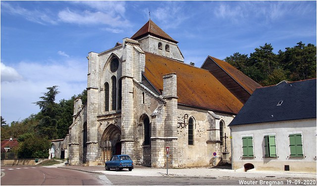 Église Saint-Phal