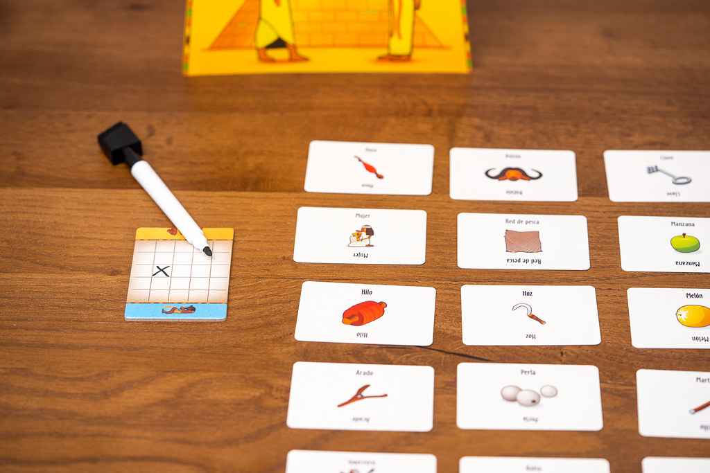 Primer Contacto boardgame juego de mesa