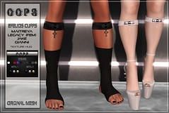 ::OOPS:: Efelios Cuffs - FATPACK