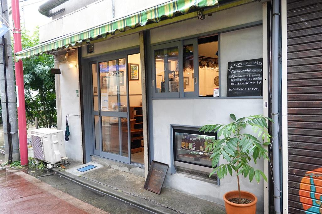 お菓子と麦酒(江古田)