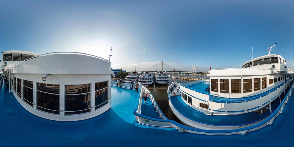 360°   Passazhirskiy Port