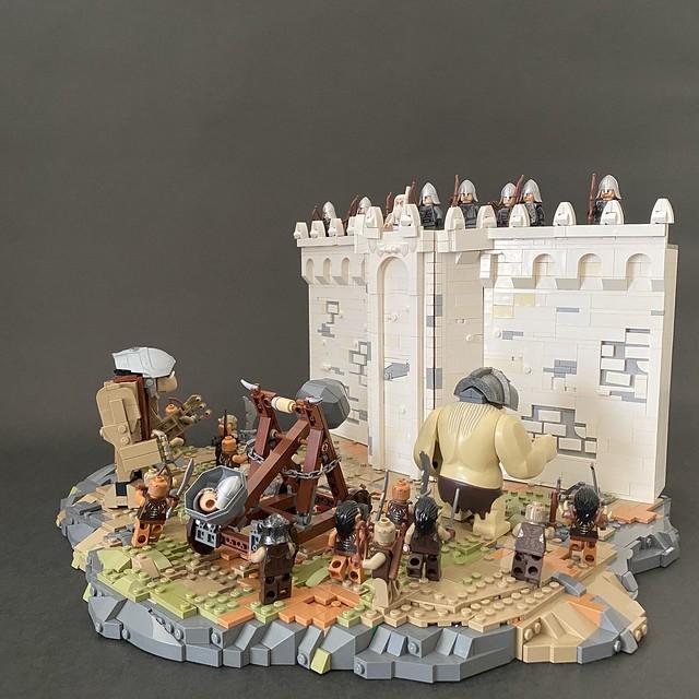 The Siege of Minas Tirith