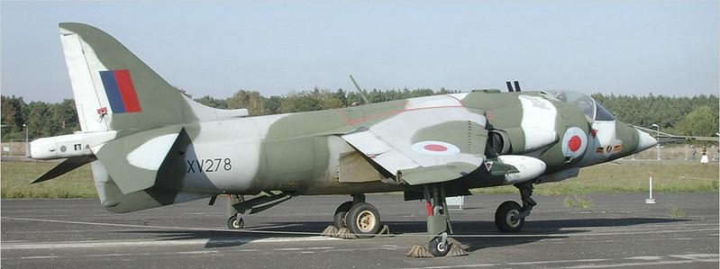 ホーカー・シドレー P.1127 ハリアー