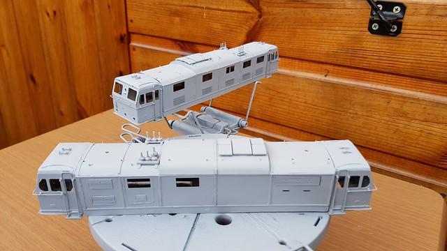 EM1 Class 76 Bodies Etch Primed