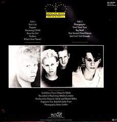 1 - Depeche Mode - Speak & Spell - D - 1981-