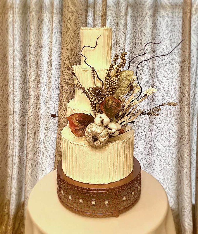 Cake by Sweet Canvas Cakes LLC