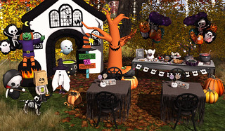 It's Time For a Halloween Party