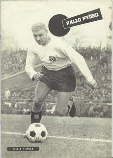 Finland v Scotland 1965