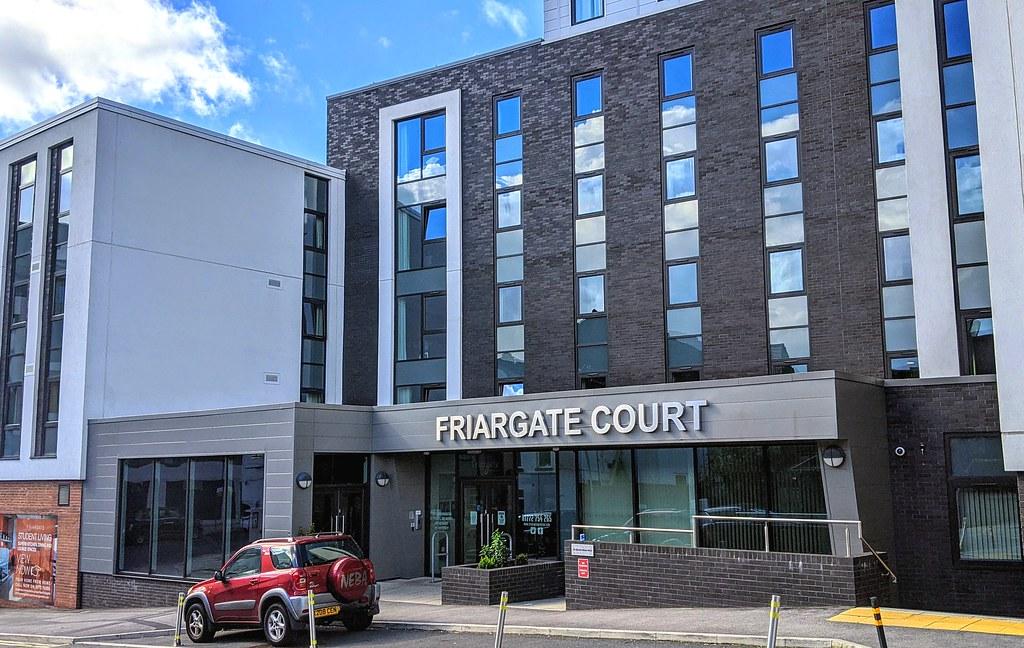 Friargate Court student accommodation, Preston