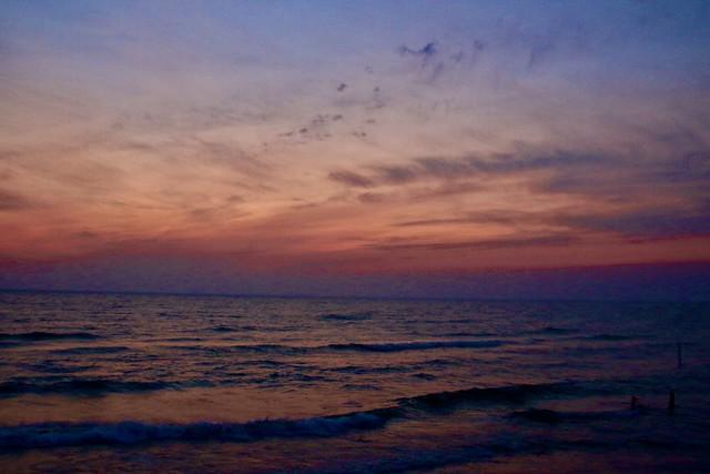 Lake Michigan Twilight