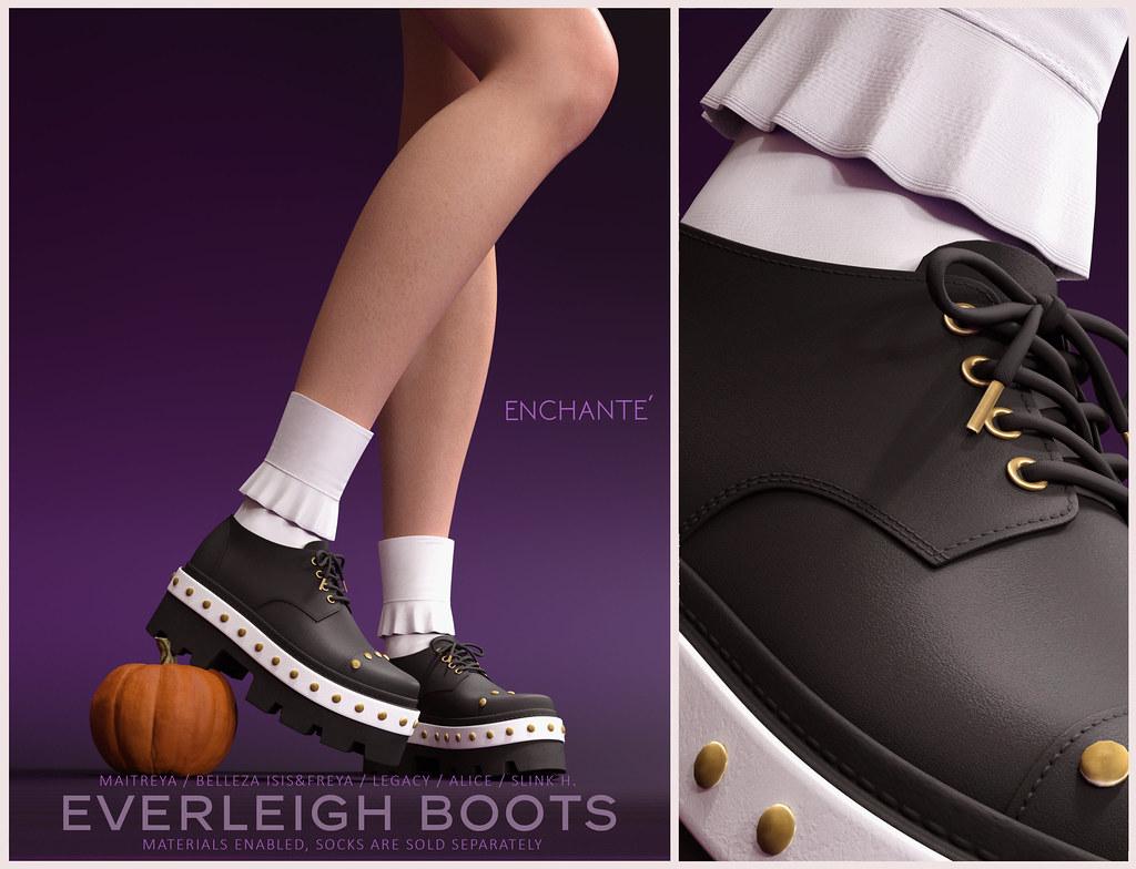 [Enchante'] x Equal10 October