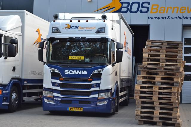 Scania G320NG Bos Barneveld