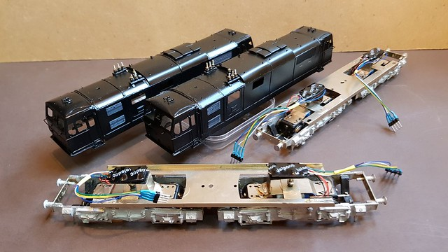EM1 Class 76 Chasses for DCC