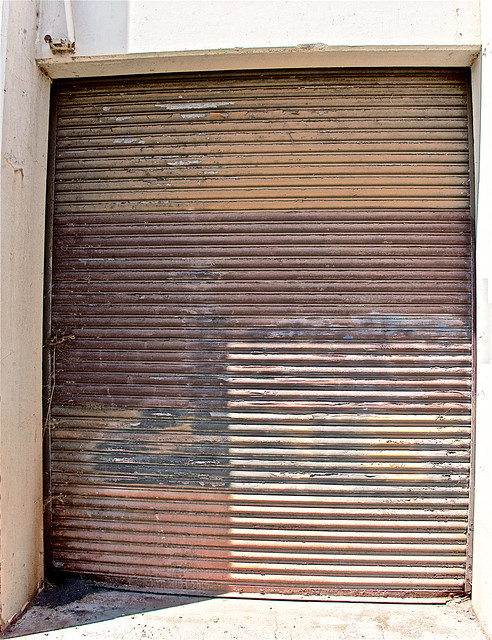WW-II Era Fort Baker Door