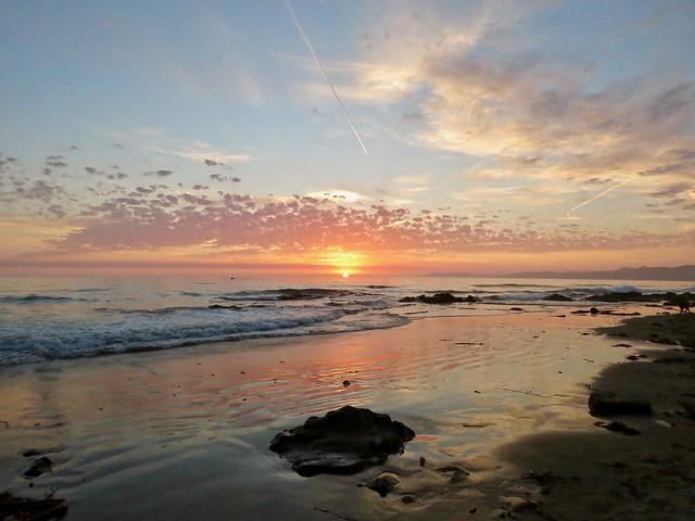 North Point Sunset