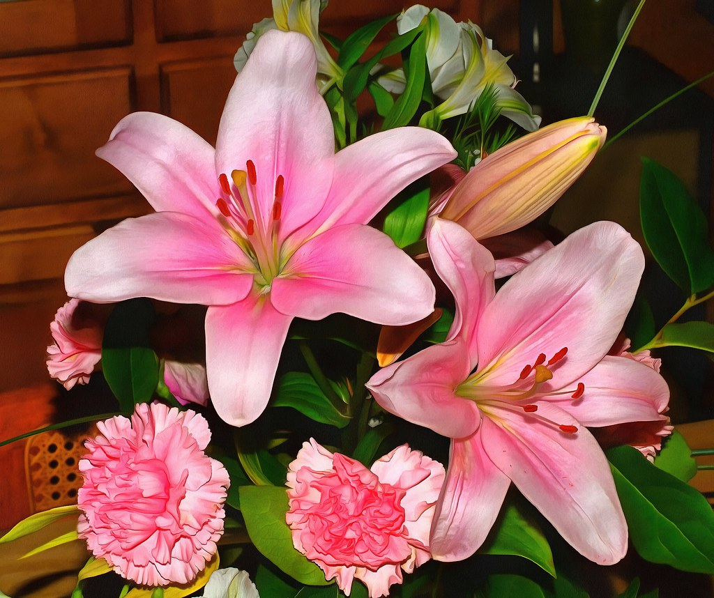 More Lilies