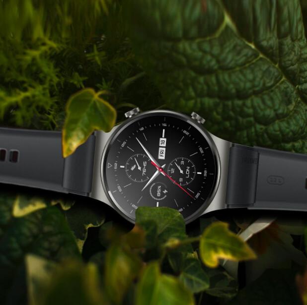 HUAWEI Watch GT2 Pro pakar penunjuk arah ketika mengembara