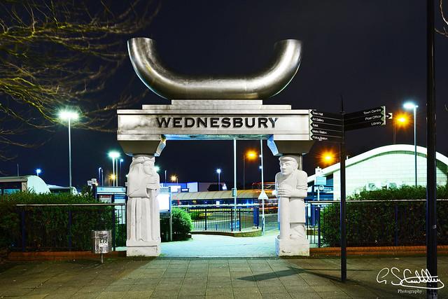 The Bus Station, Wednesbury 07/03/2020