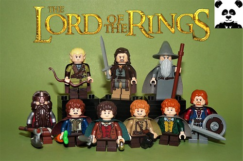 The Fellowship of the Ring | by HaphazardPanda