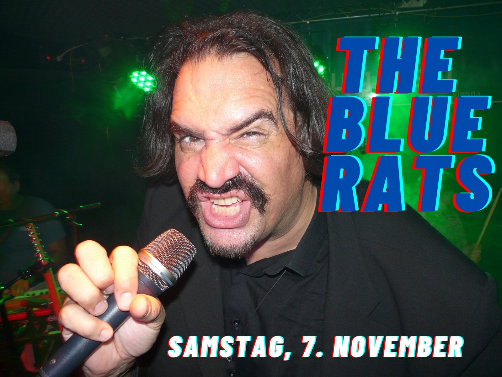 The Blue Rats