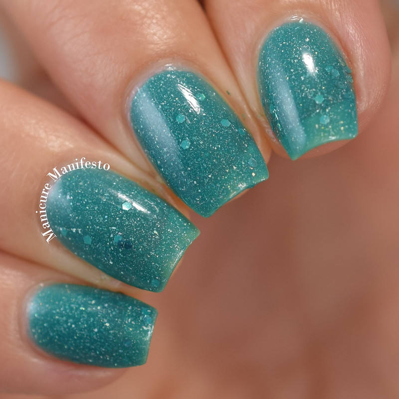 Picture Polish Lagoon Review