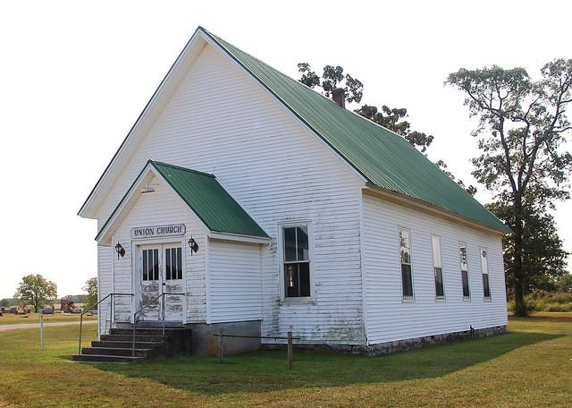 Union Church - McDonald County, Missouri