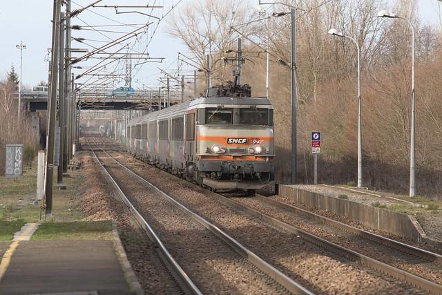 SNCF 22342 Fourchambault (58)