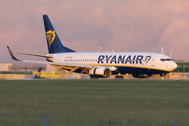 EI-EMB  -  Boeing 737-8AS  -  Ryanair  -  STN/EGSS 9/10/20