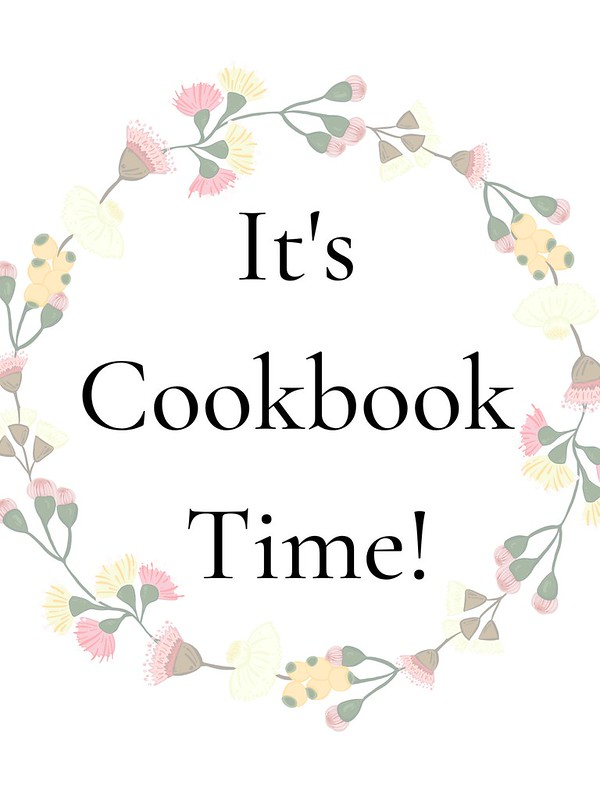It's Cookbook Time!