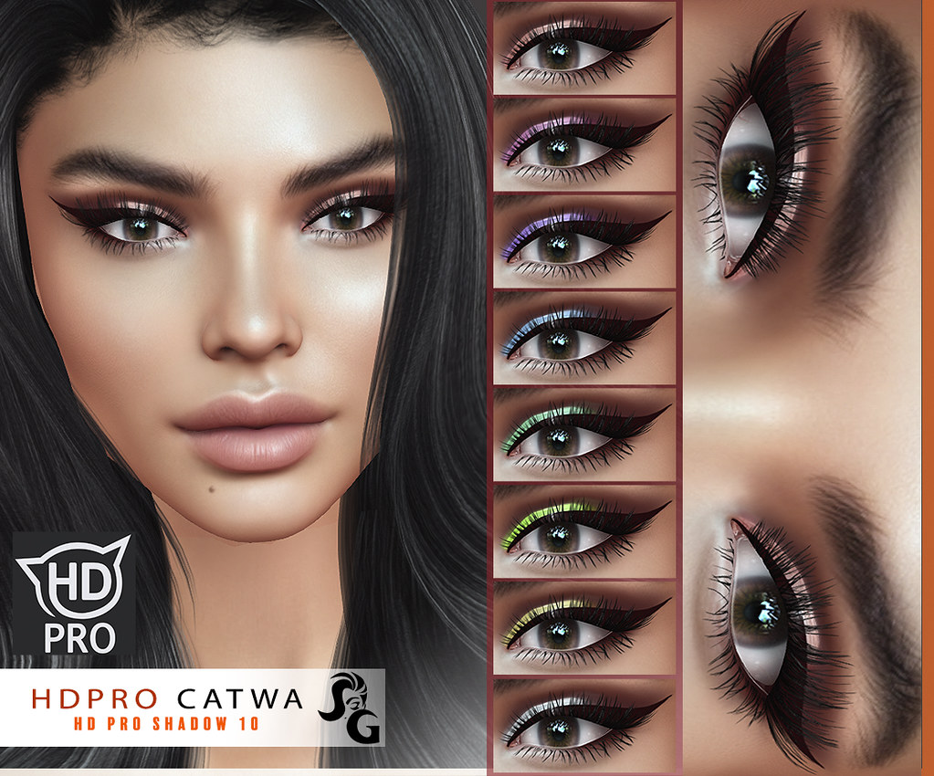 CATWA HDPRO HD Shadow 10 @ eBento